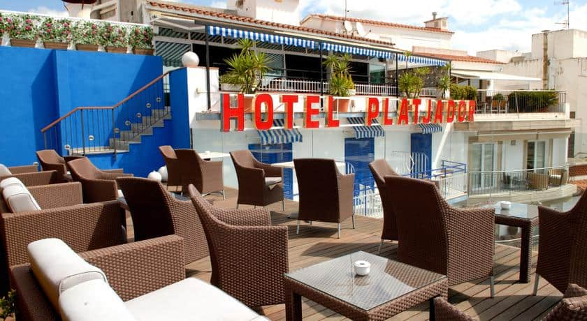 Хорошие и недорогие отели рядом с Барселоной