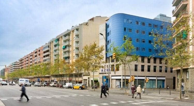 Бюджетные отели Барселоны