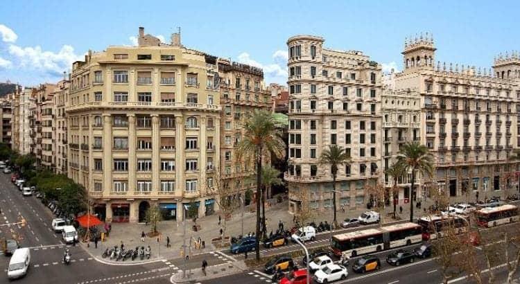 Лучшие отели 3* в Барселоне