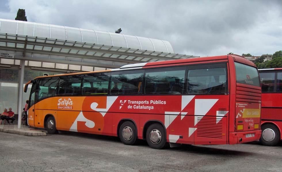 Автобусы Sarfa Bus
