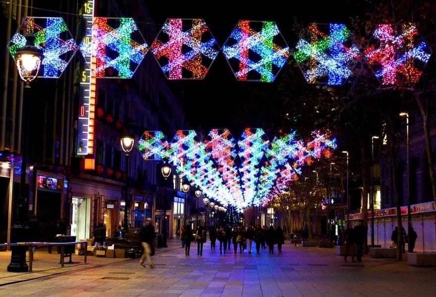 Барселона новый год