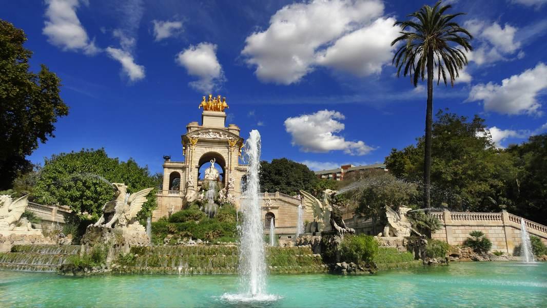 Парк Сьютадела в Барселоне