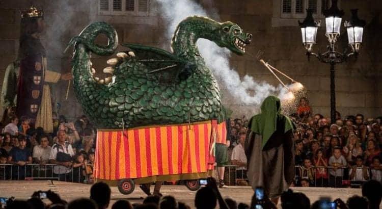 Фестиваль Ля Мерса - Парад