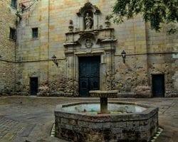 Старый фонтанчик